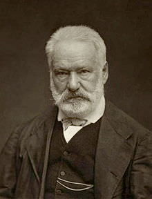 Victor Hugo - French poet, novelist, and dramatist - Author of  Les Misérables & The Hunchback of Notre-Dame