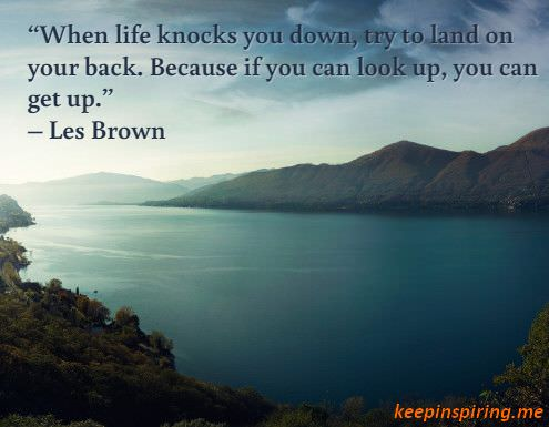 les_brown_encouragement_quote