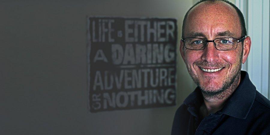 Tim Brownson (@adaringadventure)