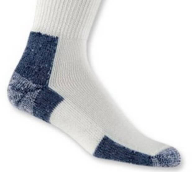 Men High Ankle Cotton Crew Socks Train Insane Casual Sport Stocking