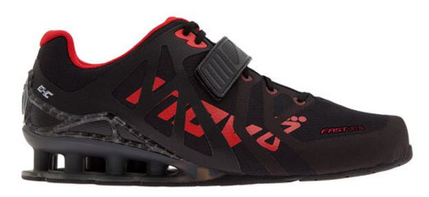 Fastlift 335 BLACK-RED model weightlifting shoe