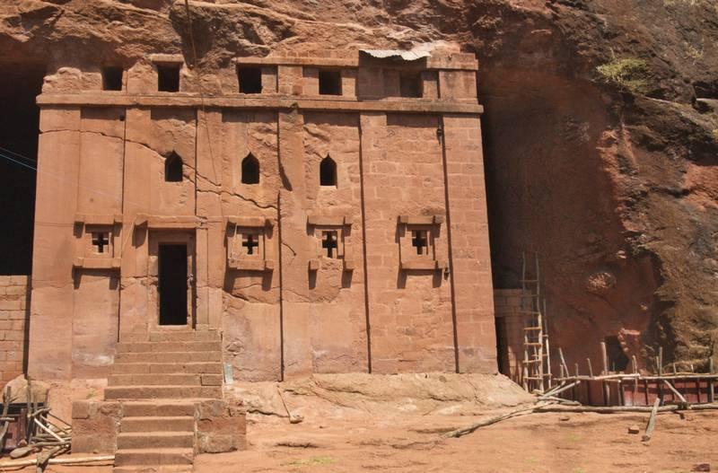 Ethiopia - To see the stone churches