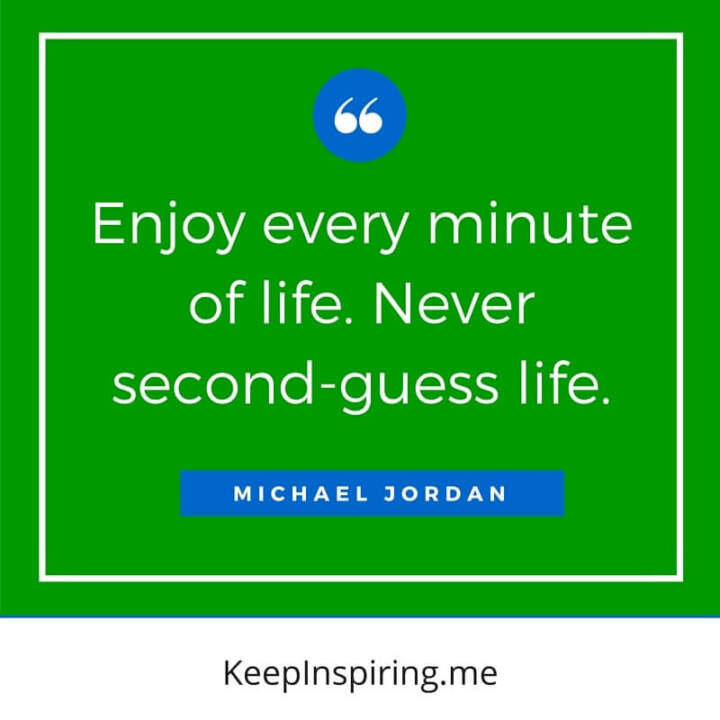 """size 40 e3dfe 1ff51 """"Enjoy every minute of life. Never second-guess life."""" -Michael Jordan. """""""