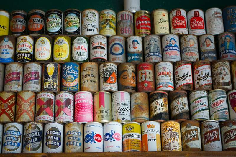 Try every beer produced by every country in the world