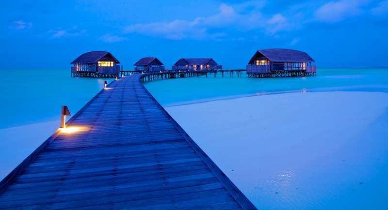 Scuba diving in the Maldives