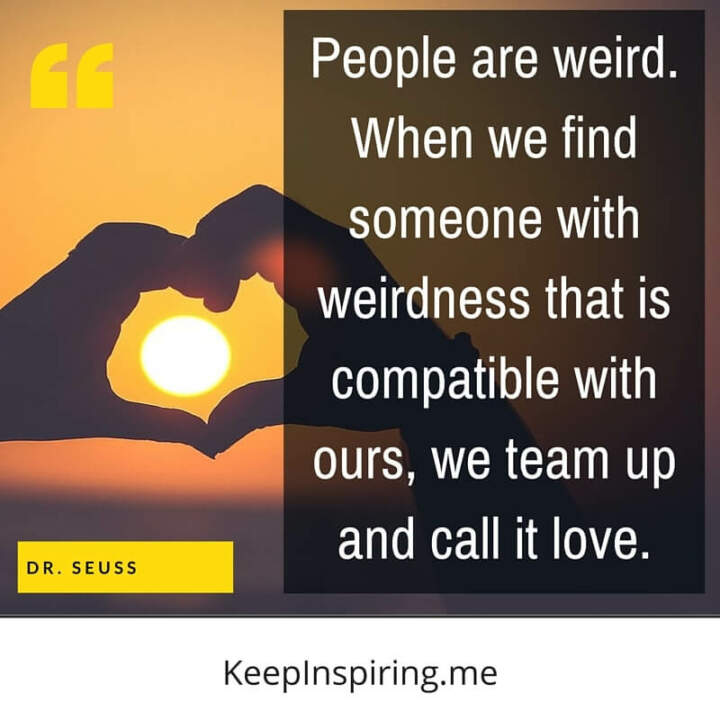 Dr Seuss Love Quotes Fair 99 Drseuss Quotes Full Of Wit Wisdom And Lots Of Fun