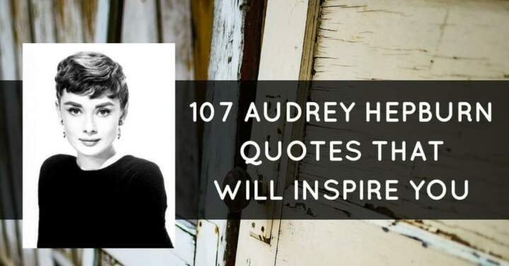 audrey hepburn citater 107 Audrey Hepburn Quotes That Will Inspire You audrey hepburn citater