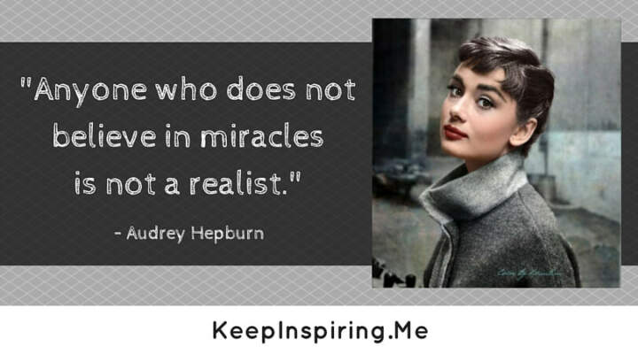 audrey hepburn quotes that will inspire you