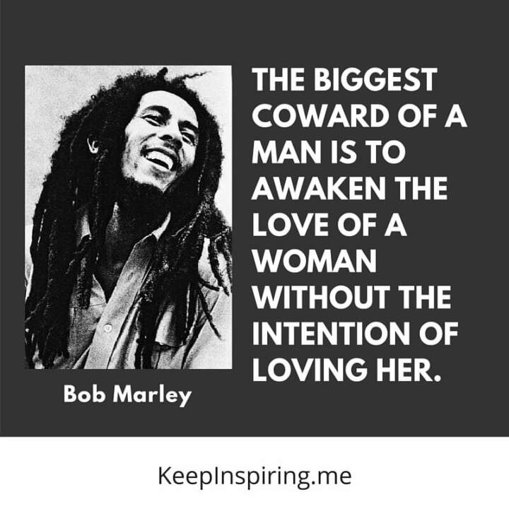Rasta Love Quotes Endearing 137 Bob Marley Quotes On Life Love And Happiness