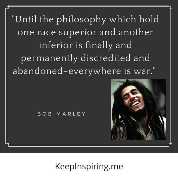 60 Bob Marley Quotes On Life Love And Happiness Fascinating Rasta Baby Quotes