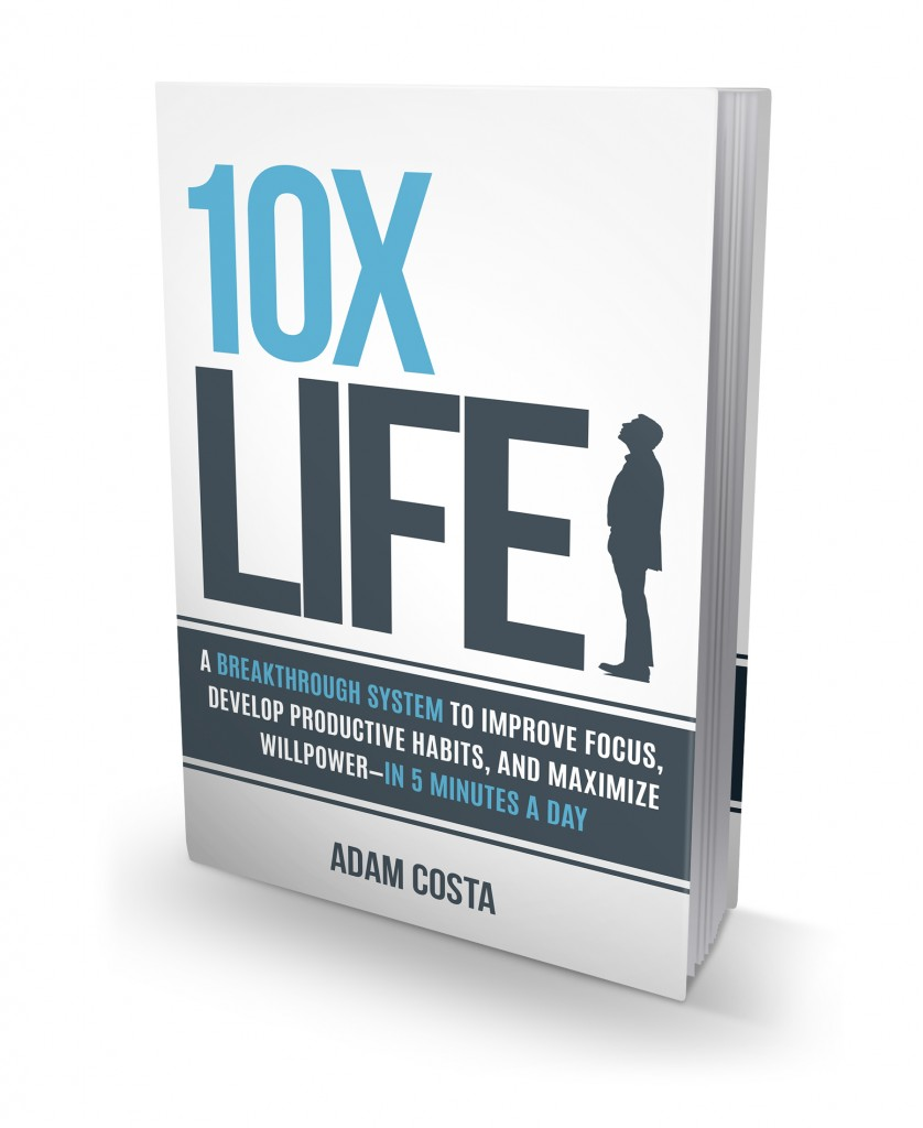 Order your copy of 10x Life now!