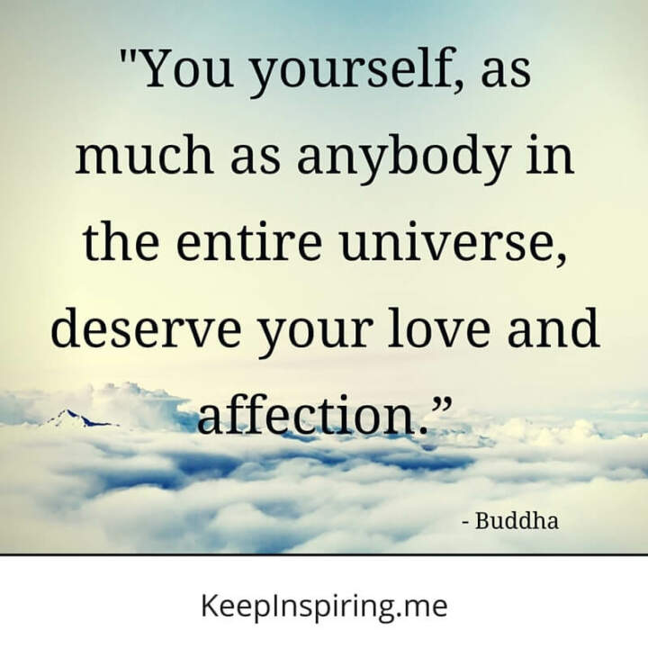 60 Buddha Quotes On Meditation Spirituality And Happiness Custom Buddha Thoughts About Love