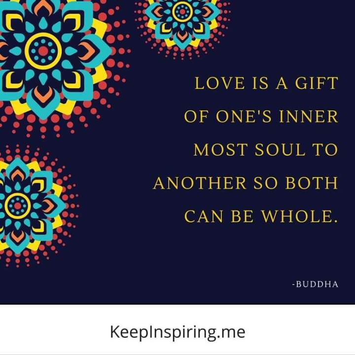 60 Buddha Quotes On Meditation Spirituality And Happiness Inspiration Buddha Quotes About Love