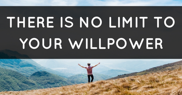 limit-to-your-willpower