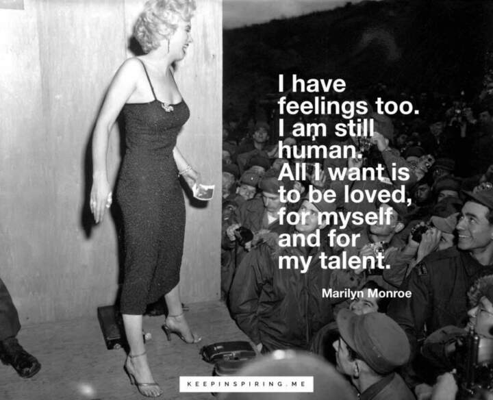 Citaten Marilyn Monroe Movie : Marilyn monroe love life quotes best quotes for your life