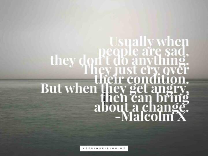 105 Malcolm X Quotes Regarding Race Relations In His Lifetime