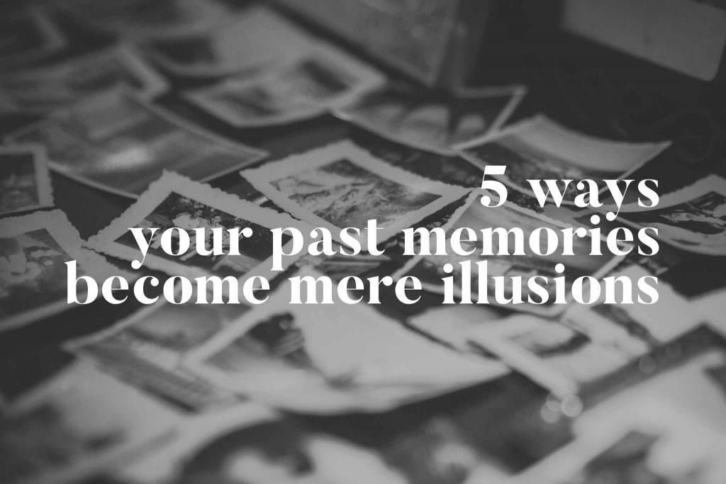 Dozens of old photos organized to go into a scrap book