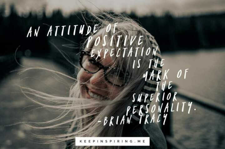 20 Quotes About Attitude To Be More Positive