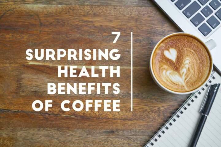 surprising health benefits of coffee