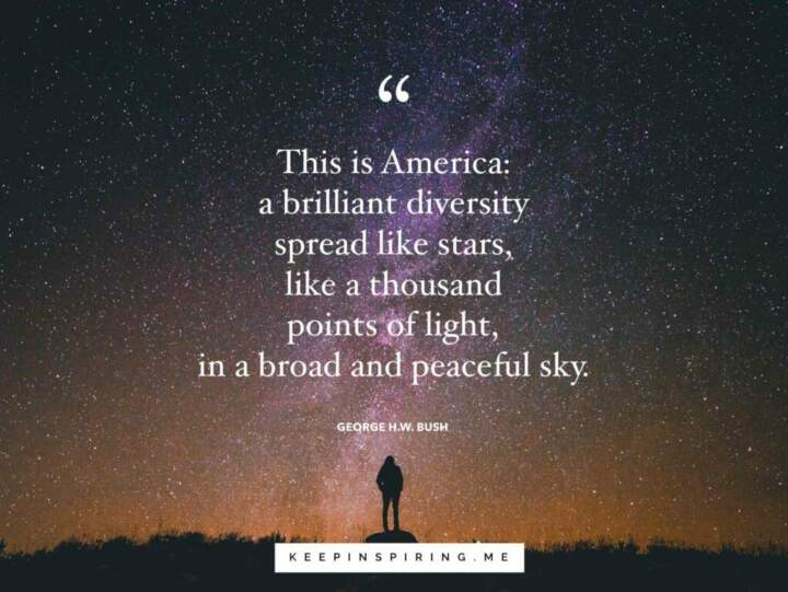 America Quotes To Celebrate The U S A