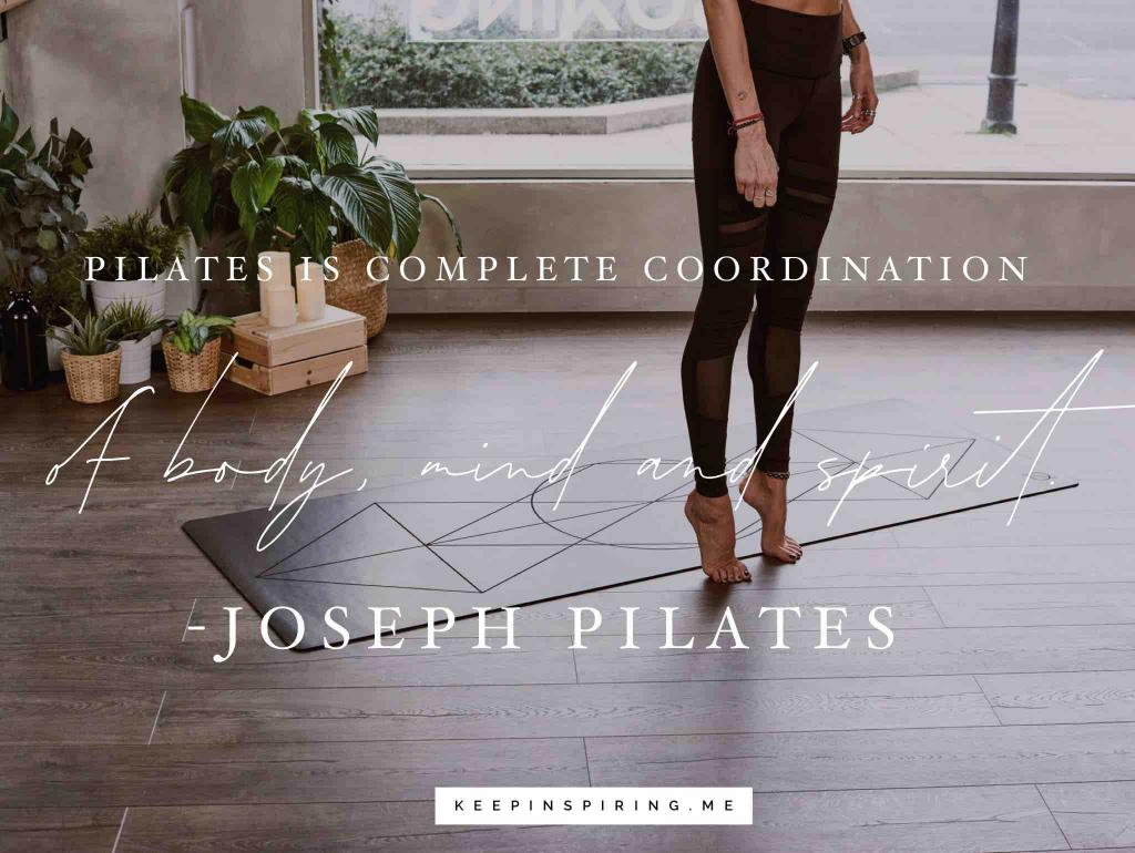 A fit woman doing Pilates in a modern studio in Scottsdale Arizona
