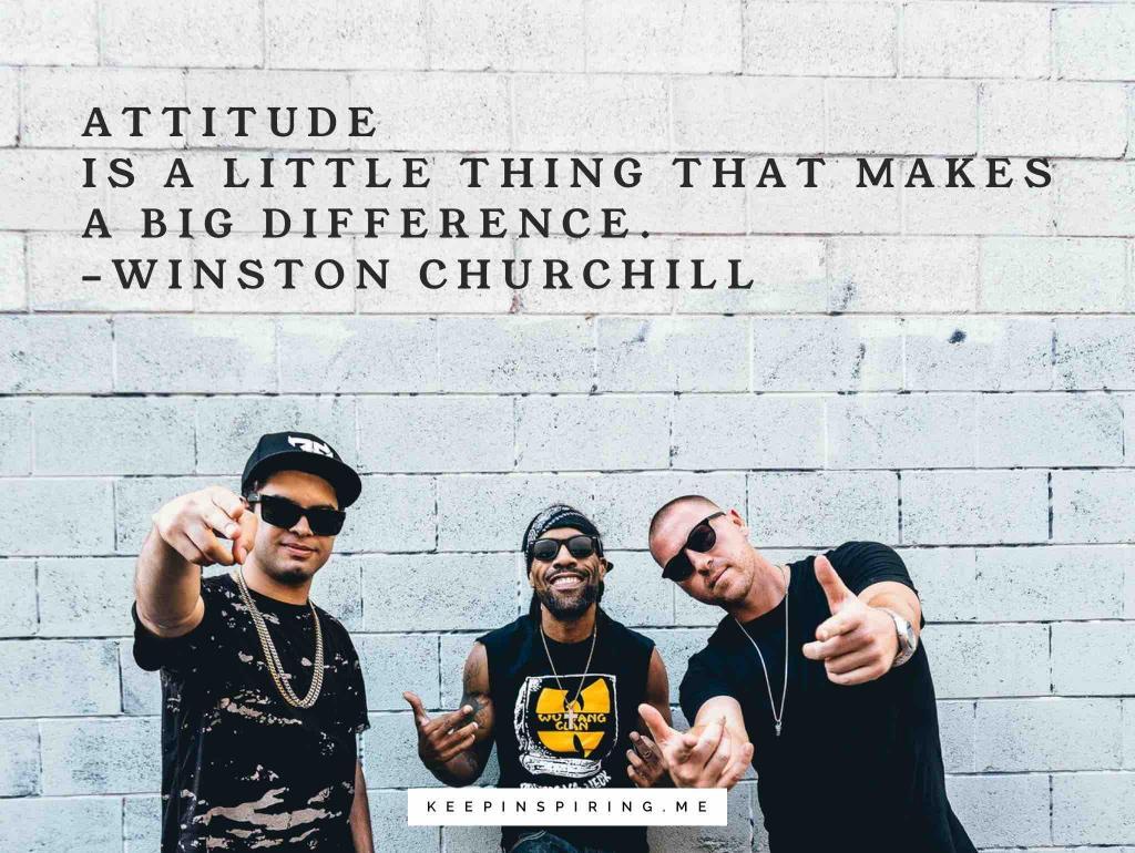 Three urban hip-hop singers standing near a sandstone wall in Brighton