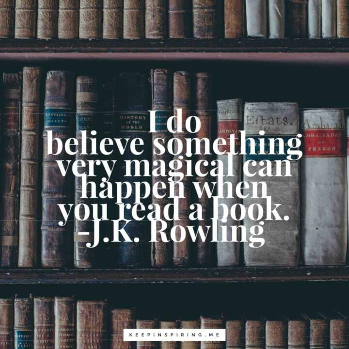 160 Quotes About Books Reading