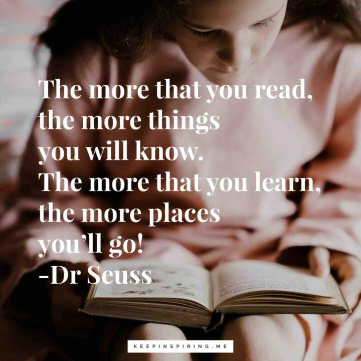 160 Quotes About Books Reading Keep Inspiring Me