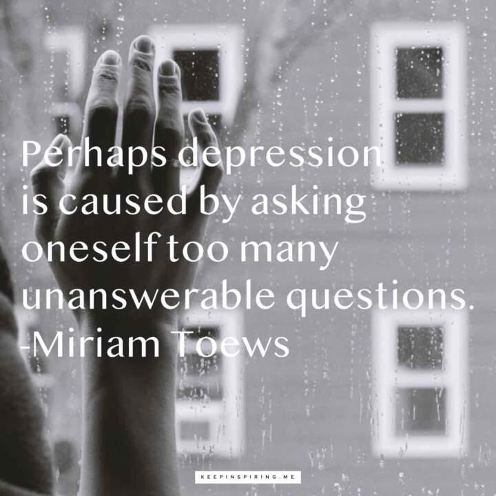 Depression Quotes Keep Inspiring Me
