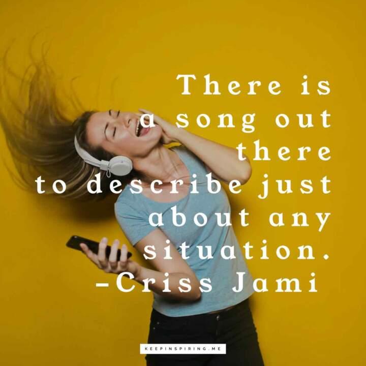 Music Quotes Keep Inspiring Me