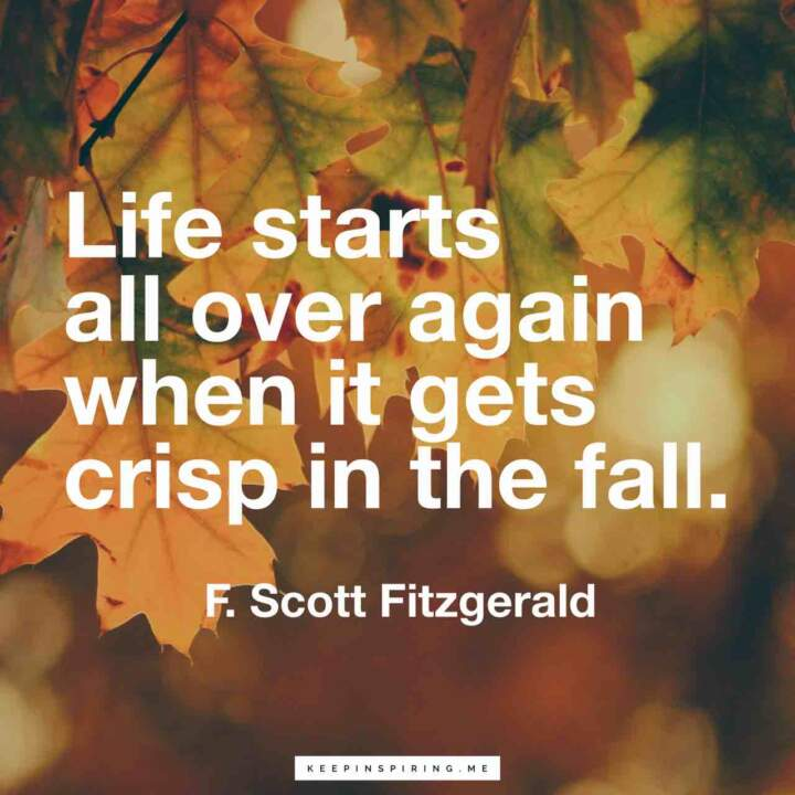 Fall Quotes and Sayings  Keep Inspiring Me
